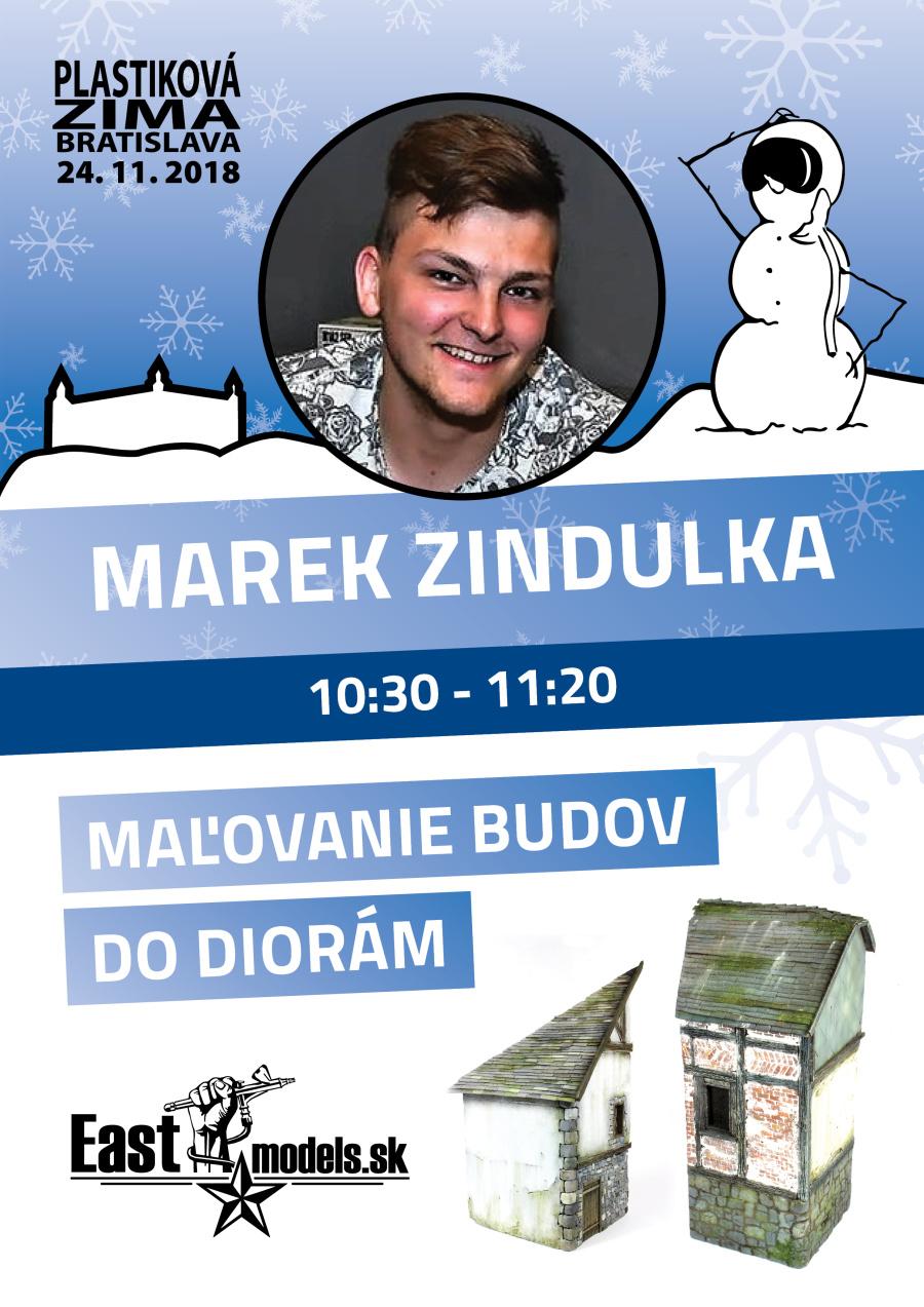 Marek Zindulka - diorámy
