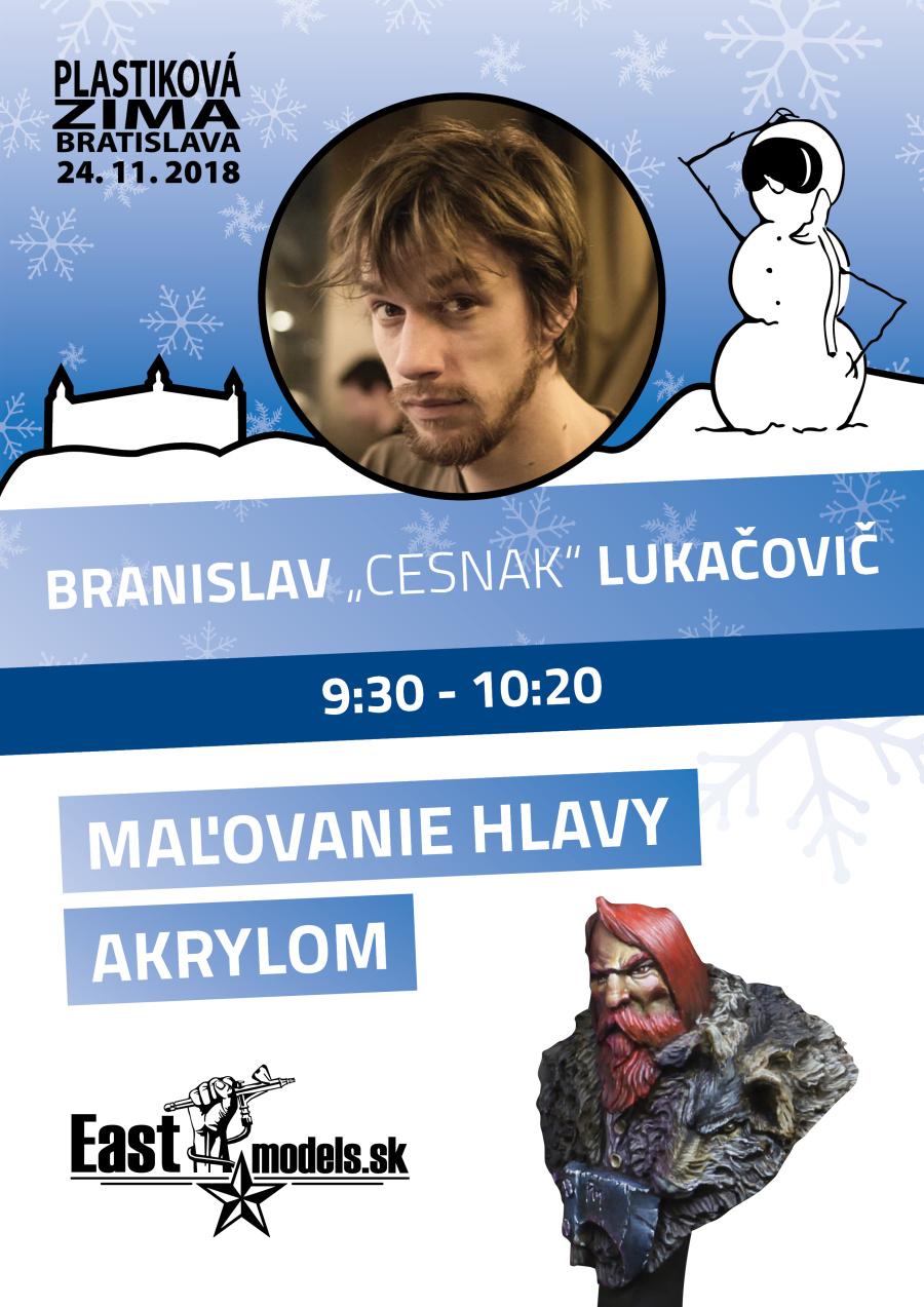 "Braňo ""Cesnak"" Lukačovič - figúrky"
